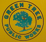 Green Tree Public Works Logo